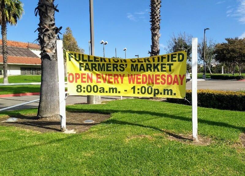 Fullerton Certified Farmers Market