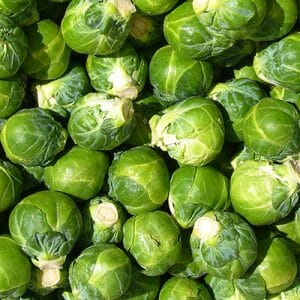 brussel sprouts in season